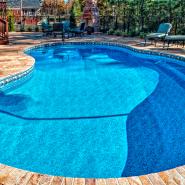 Beautiful Pool Deck