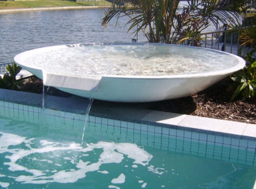 Cool Water Features - Scuppers
