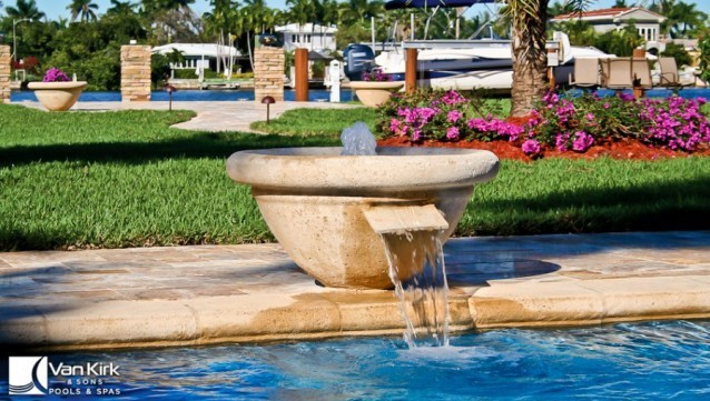 Cool Water Features - Planters