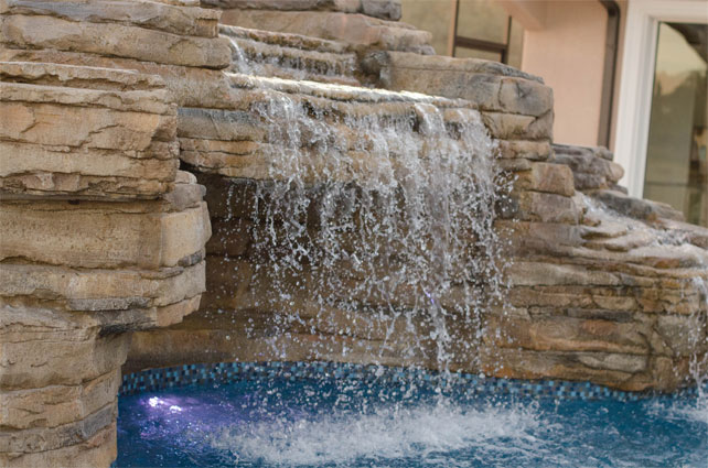 Bobco Pools Water Features