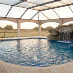 Big Pool, Waterfalls -- Bobco Pools in Polk County