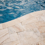 Perfect Pavers on the Side of the Pool