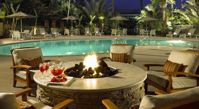 Cool Water Features - Fire Pit