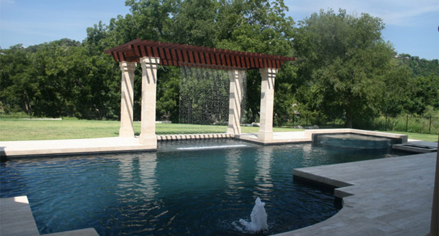 11 Cool Water Features For You To Choose From Bobco Pools
