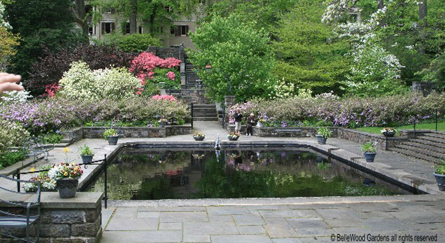 Cool Water Features - Reflecting Ponds